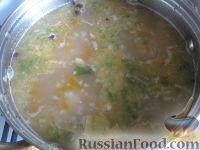 Фото приготовления рецепта: Уха из карася - шаг №12