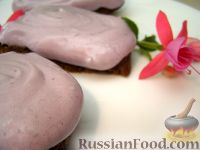 Фото к рецепту: Белковая глазурь