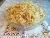 """Фото к рецепту: Салат """"Картофель по-корейски"""""""