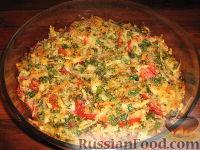 Фото к рецепту: Помидоры, запеченные с сыром