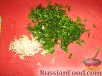 Фото приготовления рецепта: Помидоры, запеченные с сыром - шаг №2