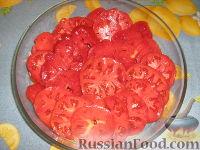 Фото приготовления рецепта: Помидоры, запеченные с сыром - шаг №1