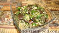 Фото к рецепту: Баклажаны как грибы