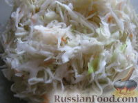 Фото приготовления рецепта: Домашняя шаурма - шаг №4