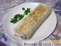 Фото приготовления рецепта: Домашняя шаурма - шаг №11