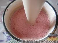 Фото приготовления рецепта: Арбузный смузи - шаг №4