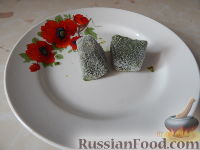 Фото к рецепту: Лёд с укропом