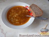 Фото к рецепту: Капустный суп на каждый день