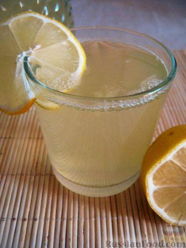 Рецепт Домашний лимончелло