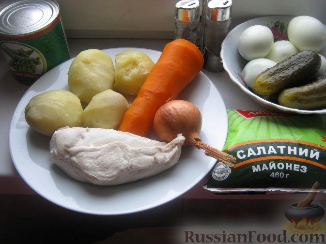Какой приготовить салат на день рождения