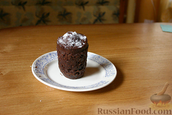 """Рецепт Кекс """"Ням-ням"""""""
