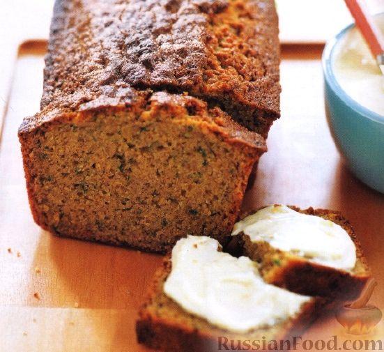 Рецепт Хлеб с цуккини