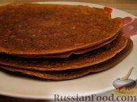 Фото к рецепту: Блины из гречневой каши
