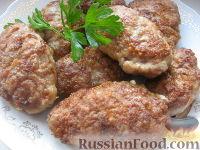 Фото к рецепту: Котлеты в духовке, с секретом