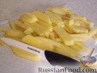 Фото приготовления рецепта: Картофельная запеканка - шаг №3