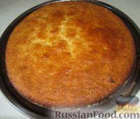 """Фото приготовления рецепта: Бисквит """"Апельсиновый"""" - шаг №7"""