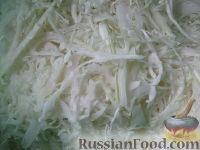Фото приготовления рецепта: Капуста свежая тушеная - шаг №1