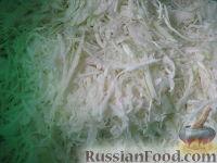 Фото приготовления рецепта: Маринованная капуста быстрого приготовления - шаг №2