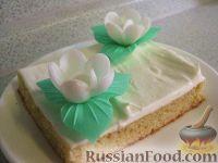 Фото к рецепту: Цветущие пирожные