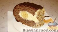 """Фото к рецепту: Шоколадный торт """"Слоновья слеза"""""""