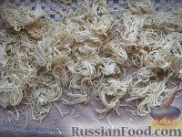Фото приготовления рецепта: Суп куриный с домашней лапшой - шаг №7