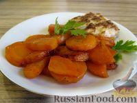 Фото к рецепту: Соте из моркови