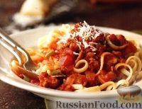 Фото к рецепту: Мясной соус, приготовленный в медленноварке