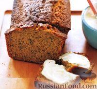 Фото к рецепту: Хлеб с цуккини