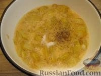 Фото приготовления рецепта: Тортилья (картофельная запеканка по-испански) - шаг №9