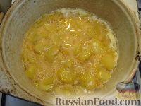 Фото приготовления рецепта: Тортилья (картофельная запеканка по-испански) - шаг №10
