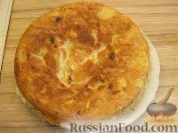 Фото приготовления рецепта: Тортилья (картофельная запеканка по-испански) - шаг №11