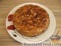 Фото приготовления рецепта: Тортилья (картофельная запеканка по-испански) - шаг №12