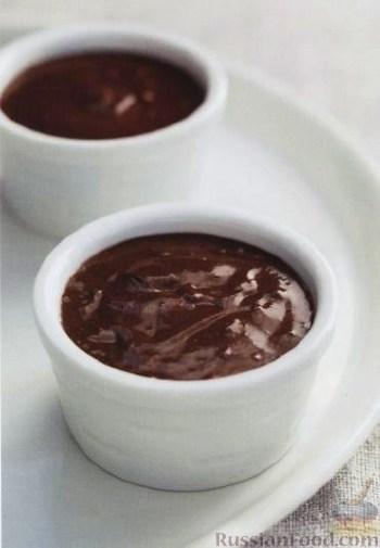 Рецепт Шоколадно-лимонный мусс