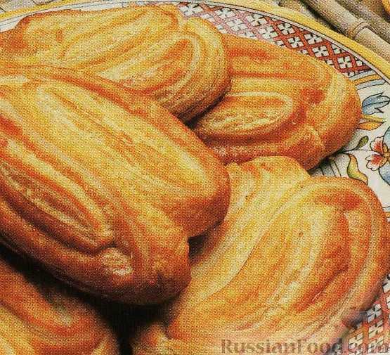 Рецепт Берлинское печенье из творога