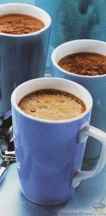 Рецепт Мексиканский шоколадный напиток Чампуррадо (Champurrado)