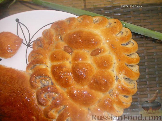 Фото приготовления рецепта: Сдобные пирожки с яблоками и тыквой - шаг №6