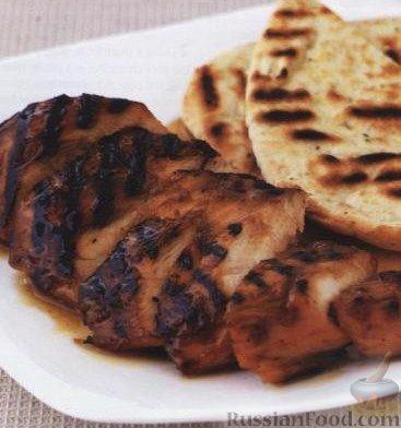 Рецепт Курица терияки