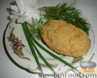 Фото к рецепту: Куриные котлеты в кукурузной панировке