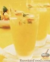Фото к рецепту: Цитрусовый коктейль