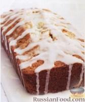 Фото к рецепту: Лимонный кекс с маком
