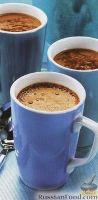 Фото к рецепту: Мексиканский шоколадный напиток Чампуррадо (Champurrado)