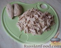Фото приготовления рецепта: Салат «День рождения» - шаг №2