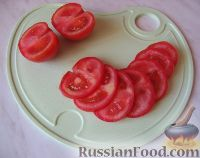 Фото приготовления рецепта: Салат «День рождения» - шаг №8
