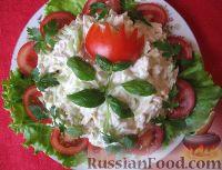 Фото к рецепту: Салат «День рождения»
