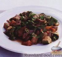 Фото к рецепту: Овощное рагу (рататуй)