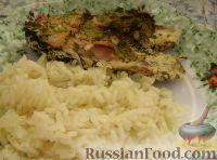 Фото к рецепту: Горбуша в сливочном соусе