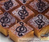 """Фото к рецепту: Печенье """"Музыкальное"""""""