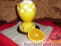 Фото к рецепту: Мусс лимонно-апельсиновый