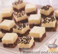 Фото к рецепту: Шоколадный чизкейк