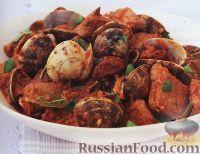 Фото к рецепту: Катаплана со свининой и моллюсками